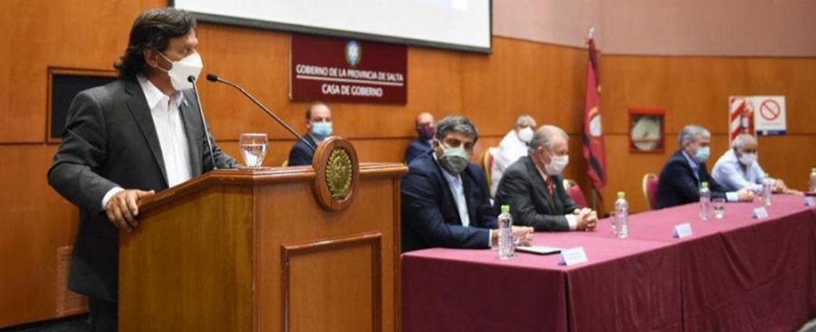 El Gobierno invertirá más de $300 millones en hospitales de Tartagal, Orán y J.V. González
