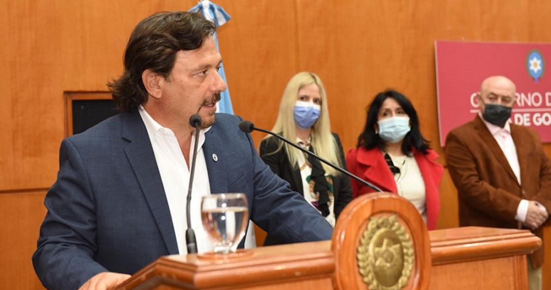 """""""Salta es pionera en una ley integral para niños con cáncer"""", dijo Sáenz"""